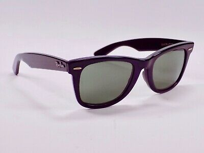 amp;l Or Orbes Aviator Lunettes B Ii Vintage Ovale Ban W2388 Mate De Ray K1JlcTF