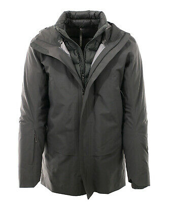 99dc87da16 Arcteryx Veilance Patrol Down Coat Gore-Tex Pro Shell 3-in-1 Jacket IS  monitor Made in Canada! Brand-new with Tags! Retail:1800 Euro!