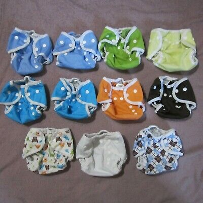 Thirsties Cloth Diaper Cover Size Large 28-40lbs Celery *New with Tags*