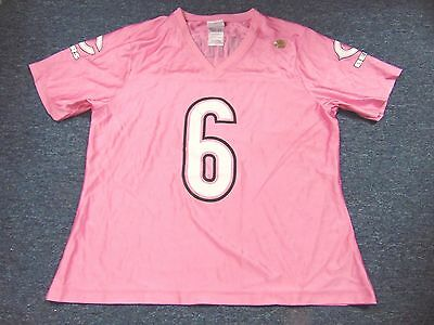 NFL TEAM APPAREL Chicago Bears Jay Cutler Dazzle Jersey Size Xl ... be951a5df