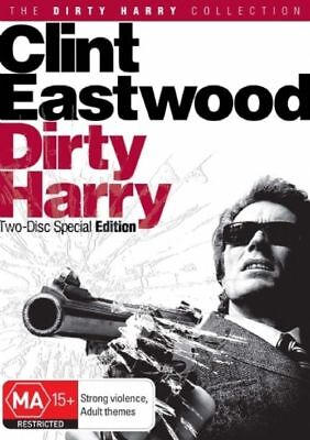 Dirty Harry : New Dvd