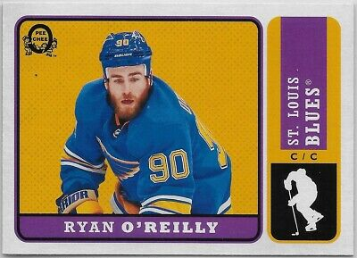 Ryan O'Reilly 2018-19 Upper Deck Series 2 O-Pee-Chee Update Retro Card #606