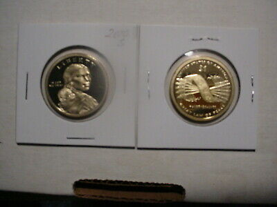 2011 Native American Sacagawea S Dollar - Proof - Great Law of Peace