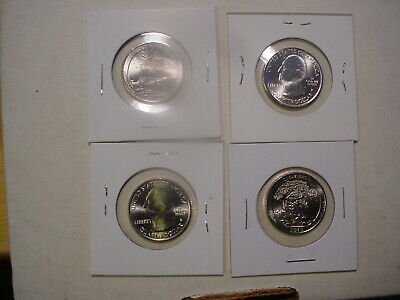 2013 Fort McHenry Maryland P&D America the Beautiful Quarters- BU - Uncirculated