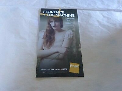 FLORENCE + THE MACHINE - High as hope !!!!!PLV / DISPLAY 14 X 25 CM