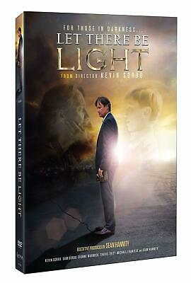 Let There Be Light Kevin Sorbo & Sam Sorbo PG-13 DVD Drama Cinedigm BEST SELLING