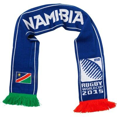 Namibia Rugby Union RWC World Cup England 2015 Scarf 2019 Japan