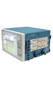 Tektronix TLA7012-18 Logic Analyzer Mainframe with Touch Screen