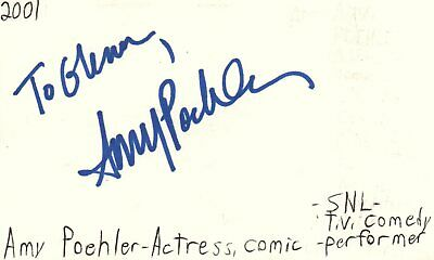 Cards & Papers Carol Burnett Actress Singer Comedian 1976 Movie Autographed Signed Index Card