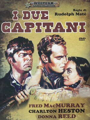 Dvd I due Capitani - (1955) Western ** A&R Productions ** ......NUOVO