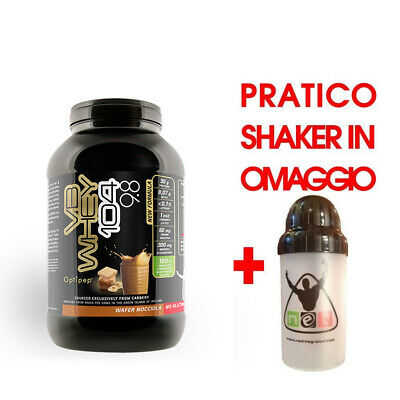 Net Integratori VB Whey 104 9.8 Proteine isolate vari gusti 900/1980gr