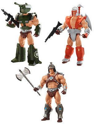 Masters Of The Universe 6 Inch Action Figure - Vykron SDCC 2012