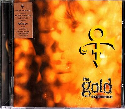 PRINCE- The Gold Experience- CD 1995- NPG Germany Press- RARE
