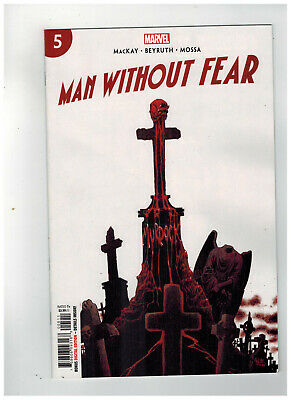 MAN WITHOUT FEAR #5  1st Printing - Daredevil               / 2019 Marvel Comics