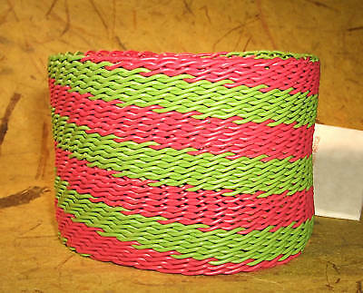 Bangle Fair Trade African Telephone Wire cuff jbww27