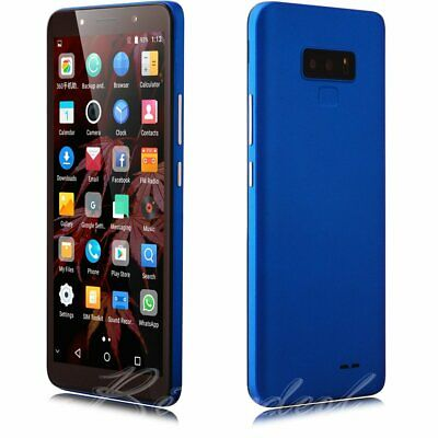 New Unlocked Android 7.0 Quad Core 6 Inch Cell Phone 2SIM 3G GSM WIFI Smartphone