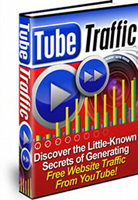 Discover Little Known Secrets To Get FREE Website Traffic From YOU TUBE (CD-ROM)