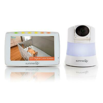 """Summer Infant Wide View 2.0 5"""" Colour Video Monitor"""