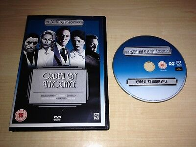 Ordeal By Innocence Dvd Agatha Christie Collection Donald Sutherland Ian Mcshane