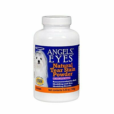 Angels Eyes Chicken Formula Tear-Stain Remover for Dogs, 150 g