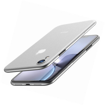 TOZO for iPhone XR Case 6.1 Inch (2018) Ultra-Thin Hard Cover Slim Fit [0.35mm]