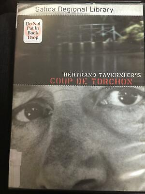 DVD COUP DE TORCHON (Clean Slate) Bertrand Tavernier's Criterion Collection