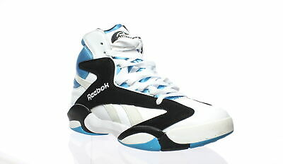 4fef65460d2d REEBOK MENS SHAQ Attaq White Basketball Shoes Size 8.5 (182876 ...