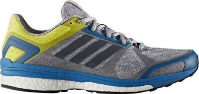 be3cd2c10 ADIDAS SUPERNOVA SEQUENCE Boost 9 Mens Running Shoes Grey Trainers ...