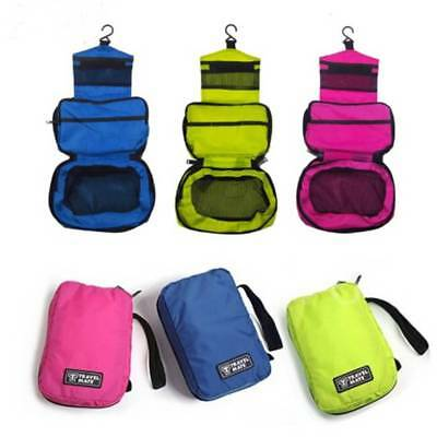 Travel Hanging Toiletry Portable Foldable Travel Cosmetic Case Cosmetic Bags