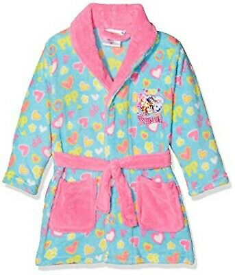 Girls Paw Patrol Dressing Gown Bath Robe Age 4 Years