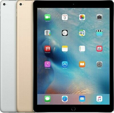 """Apple iPad Pro Tablet with 12.9"""" Retina Display and Dual Cameras (2015 Model)"""