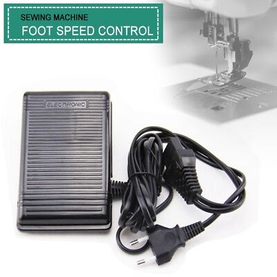Sewing Machine Foot Speed Control Pedal Fit For Babylock Elna Kenmore Singer