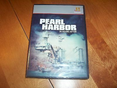 PEARL HARBOR 24 HOURS AFTER WWII Pacific War HAWAII Attack History Channel DVD