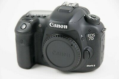 Canon EOS 7D Mark II 20.2MP Digital Camera Body