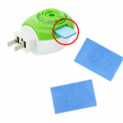 50pcs Mosquito Repellent Stickers Tablet Repeller Hours Safety Toxic Pest Mat