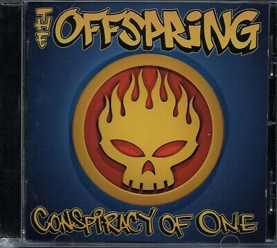 THE OFFSPRING - Conspiracy Of One - CD Album