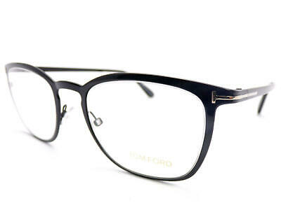 6dfb70d3a478 TOM FORD MEN S Shiny Black   Gold Optical RX Glasses Frame FT5464 001 -   116.70
