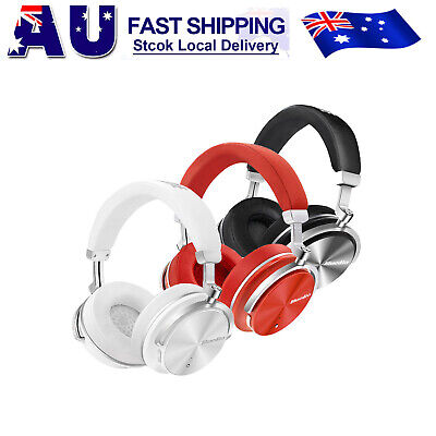 Bluedio T4 S Bluetooth v4.2 Stereo Wireless Headphones Noise Cancelling Headsets