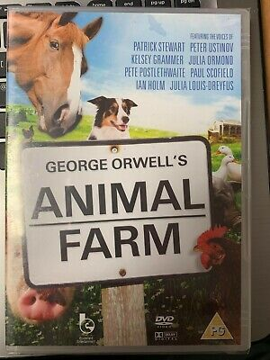 DVD MOVIE: ANIMAL Farm by George Orwell - £0 99 | PicClick UK