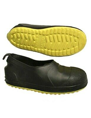 WILKURO CSA STEEL TOE CAP PVC SAFETY OVERSHOES, Size: XS