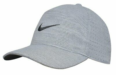 325788bc NEW NIKE GOLF- Legacy91 Perforated Hat Gray One Size AJ5463-091 ...