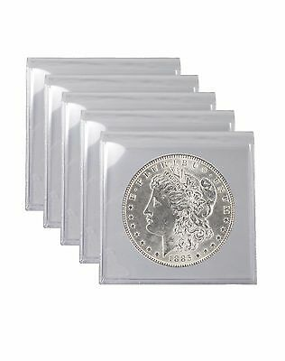 Pre 1921 Silver Morgan Dollar Slider Lot of 5 AU/CU Mixed Date Coins