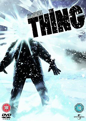 Thing The (1982) Dvd New 2008 Region 2