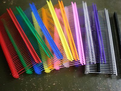 5,000 1 inch Barbs 10 Colors for Price Tag Tagging Gun