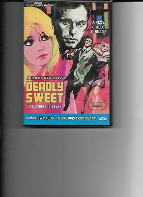 Deadly Sweet (Tinto Brass DVD)