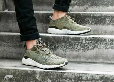 63de560a0dc3a ADIDAS ALPHABOUNCE EM Running Shoes Gray Mens Size 11.5 Brand New in ...
