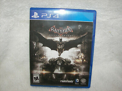 Batman: Arkham Knight PS4 game