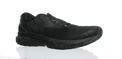 517d7182749bd BROOKS WOMENS GHOST 11 Black Ebony Running Shoes Size 8 (C