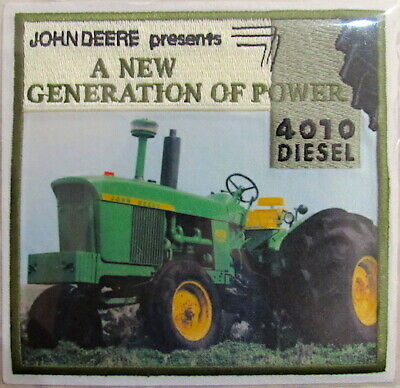 JOHN DEERE PATCH COLLECTION ~ 8410 SERIES TRACTOR ~ Willabee /& Ward ~ PATCH ONLY