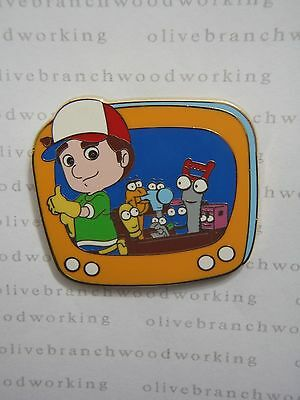PLAYHOUSE DISNEY CHANNEL Live On Stage HANDY MANNY & TOOLS